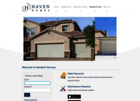 homesbyhaven.com