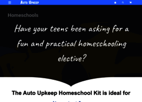 homeschool.autoupkeep.com