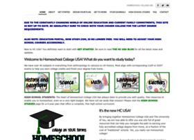 homeschoolcollegeusa.com