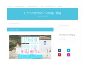 homeschoolgrouphug.com
