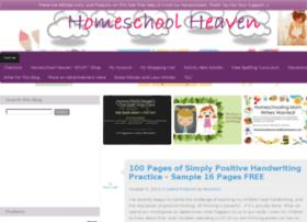 homeschoolheaven.traditionsinseason.com