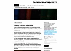 homeschooling4boyz.wordpress.com