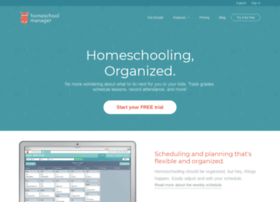 homeschoolmanager.com