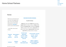 homeschoolpartners.net