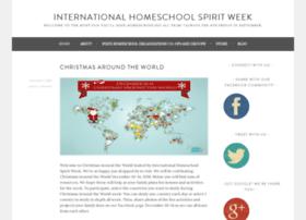homeschoolspiritweek.com