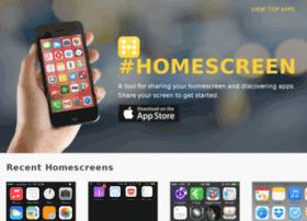 homescreen.is