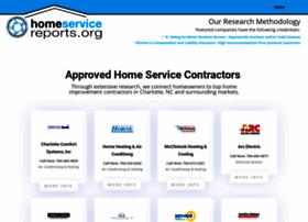 homeservicereports.org