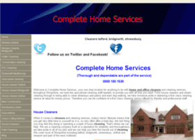 homeservices.me.uk