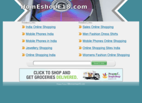 homeshope18.com