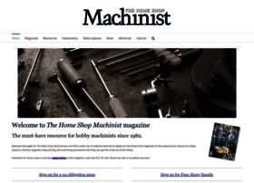 homeshopmachinist.net