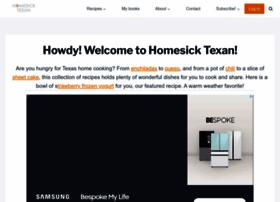 homesicktexan.blogspot.com
