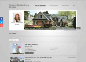 homesinthornhillwoods.com