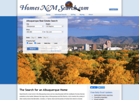 homesnmsearch.com
