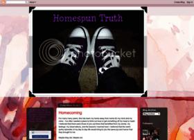 homespuntruth.blogspot.com