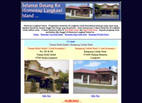 homestaylangkawiisland.com