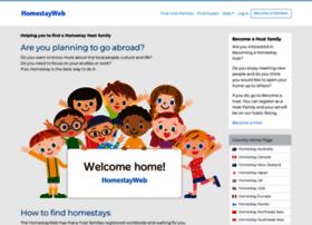 homestayweb.com