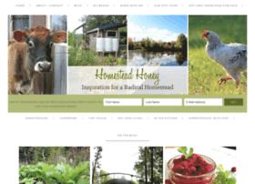 homestead-honey.com