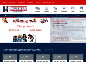 homestead.cherrycreekschools.org