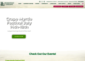 homesteadgardens.com