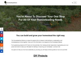 homesteadingalliance.com