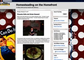 homesteadingonthehomefront.blogspot.com