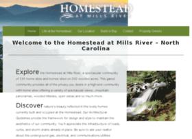 homesteadmillsriver.maxwebgear.com