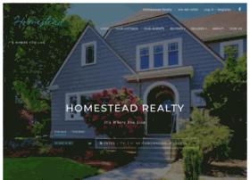 homesteadrealtyinc.com