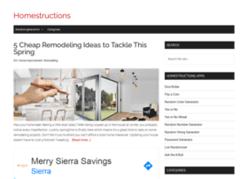 homestructions.com