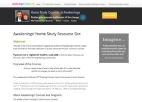 homestudy.awakeningsinstitute.org