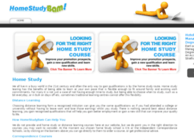 homestudybam.co.uk