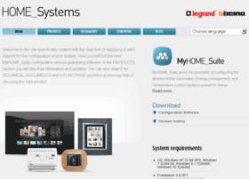 homesystems-legrandgroup.com