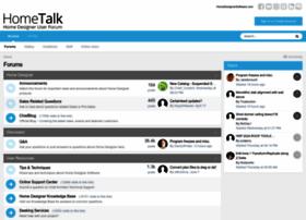 hometalk.homedesignersoftware.com