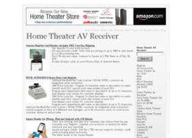 hometheateravreceiver.com