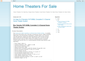 hometheatersforsale.blogspot.com