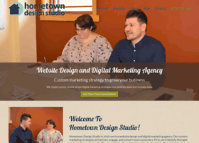 hometowndesignstudio.com