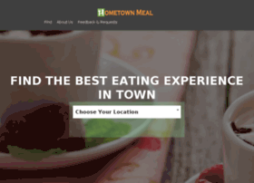hometownmeal.com