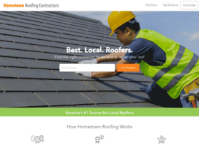 hometownroofingcontractors.com