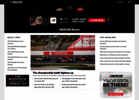 hometracks.nascar.com