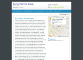hometraininggroup.com