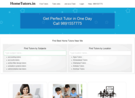 hometutors.in