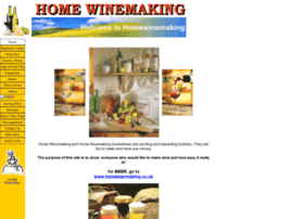 homewinemaking.co.uk