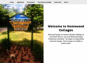 homewoodcottages.com
