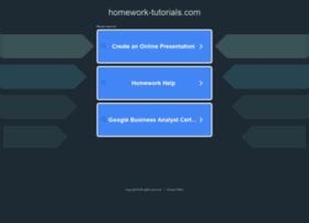 homework-tutorials.com