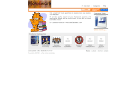 homework.ecrater.com