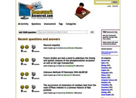 homeworkanswered.com