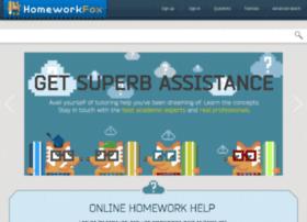 homeworkfox.org