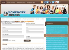 homeworkhelpss.com