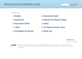 homeworkusalatino.com