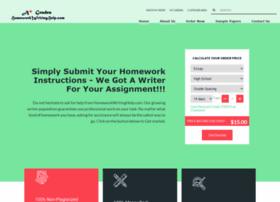 homeworkwritinghelp.com