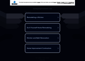 homeyimprovement.com